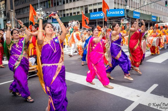 New York India Day Parade 2017