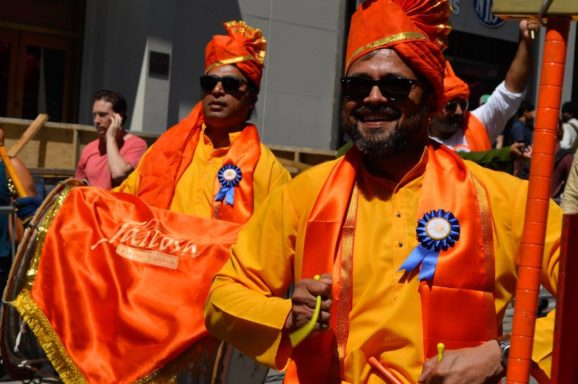 New York India Day Parade 2016